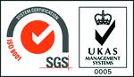 Quality logo - BS EN ISO 9001:2015